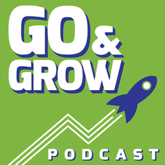 Go and Grow Podcast - learn how entrepreneurs, startup founders, and  industry leaders launch and grow products and companies