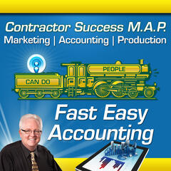 Contractor Success Map with Randal DeHart | Contractor Bookkeeping And  Acounting Services