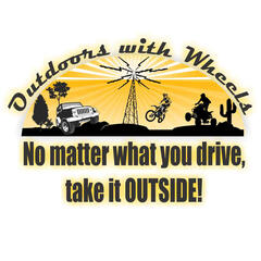 Outdoors With Wheels Podcast