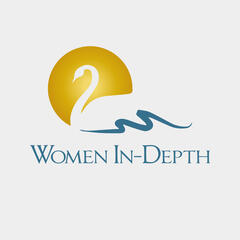 Women In-Depth: Conversations about the Inner Lives of Women |  Self-Acceptance | Relationships | Authenticity | Aging |Healing | Loss |  Suffering | Well-Being | Sexuality | Motherhood | Womanhood