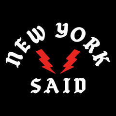 New York Said