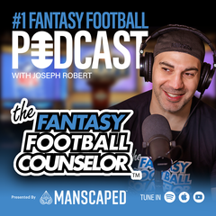 Fantasy Football Counselor With Joseph Robert