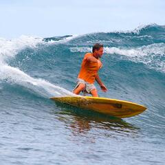 DOWN THE LINE - SURF TALK RADIO