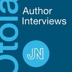 JAMA Otolaryngology–Head & Neck Surgery Author Interviews: Covering