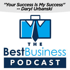 The Best Business Podcast