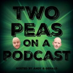 Two Peas on a Podcast