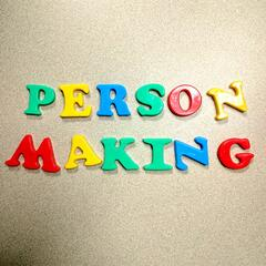 Person Making