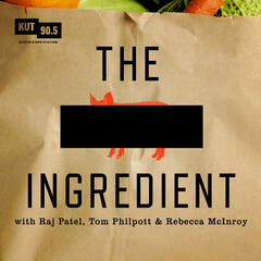 KUT » The Secret Ingredient