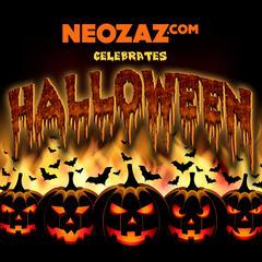 NEOZAZ Celebrates Halloween