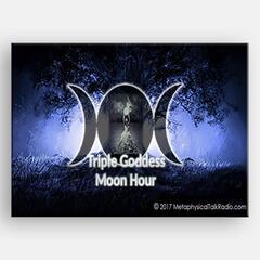 Triple Goddess Moon Hour