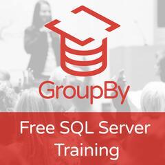 GroupBy – Free SQL Server Training
