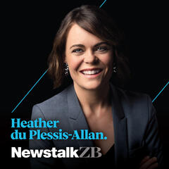 Heather du Plessis-Allan's WLG Mornings