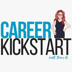 The Career Kickstart Show : A Digital Nomad Job Counselor & Her Travels