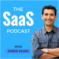 The SaaS Podcast - SaaS, Startups, Growth Hacking & Entrepreneurship (formerly ConversionAid Podcast)