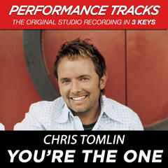 You're The One (Performance Track In Key Of Gb With Background Vocals)