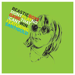 Don't Play No Game That I Can't Win (SebastiAn Remix) [feat. Santigold]