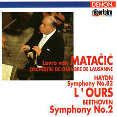 "Symphony No. 82 in C Major, Hob. I - 82 ""L'Ours"": Allegretto"
