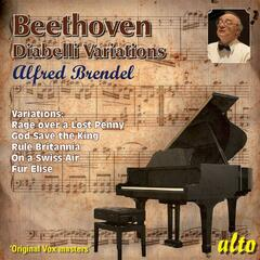 33 Variations on a Waltz by Diabelli in C, Op. 120: IV. L'istesse tempo
