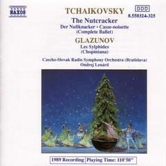 The Nutcracker, Op. 71 | Act I. Waltz of the Snowflakes [Tchaikovsky]