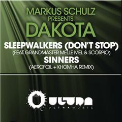 Sleepwalkers (Don't Stop) (Radio Mix)