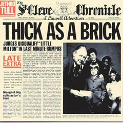 Thick As A Brick (Part 1) [1997 Remastered Version]