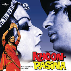 Dialogue (Khoon Pasina) : Shiva's Wife Chanda, Is Disgusted With His Bad Reputation And Provokes Him To...