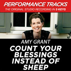 Count Your Blessings Instead Of Sheep (Performance Track In Key Of Ab Without Background Vocals)