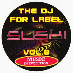 The Dj for Label, Vol.8