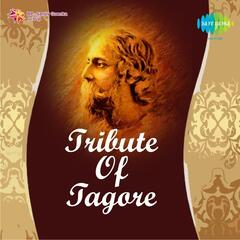 Tribute Of Tagore