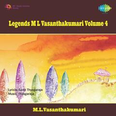 Legends M L Vasanthakumari Volume 4