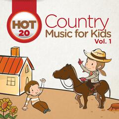 Hot 20: Country Music for Kids, Vol. 1