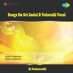 R Vedavalli Sri Andal Vocal