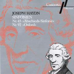 Haydn: Symphonies No. 45 and 92