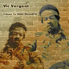 Vic Vergeat : A Live Tribute to Jimi Hendrix