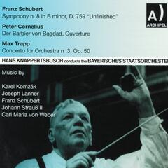 Hans Knappertsbusch Conducts the Bayerisches Staatsorchester