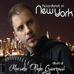 Accordionist in New York