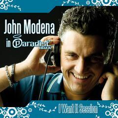 John Modena in Paradise Ibiza