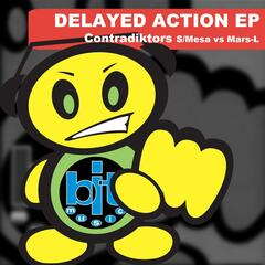 Delayed Action - EP