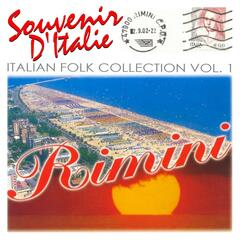 Souvenir d'Italie: Italian Folk Collection, Vol. 1