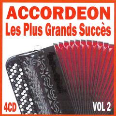 Accordéon : Les plus grands succès, vol. 2