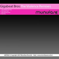 The Sound Of Violence Remixes Part.1