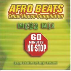 Afro Beats - Tribal House Compilation Mega Mix 60 Minutes No Stop