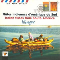 Amérique du Sud - South America: Indian flutes / Flûtes indiennes