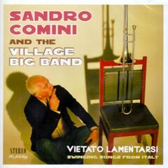 """Vietato Lamentarsi"" Swinging Songs from Italy"