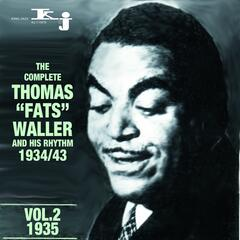 The Complete Thomas Fats Waller And His Rhythm 1934 - 1943, Vol.2-1935