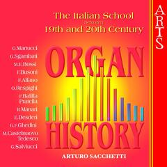 Organ History, The Italian School Between 19th and 20th Century