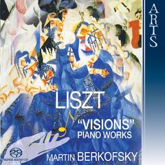 "Liszt: ""Visions"", Piano Works"