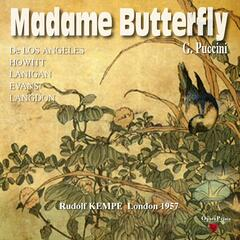 Giacomo Puccini : Madame Butterfly