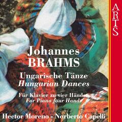 Brahms: Hungarian Dances for Piano Four Hands