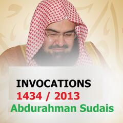 Invocations 1434 / 2013